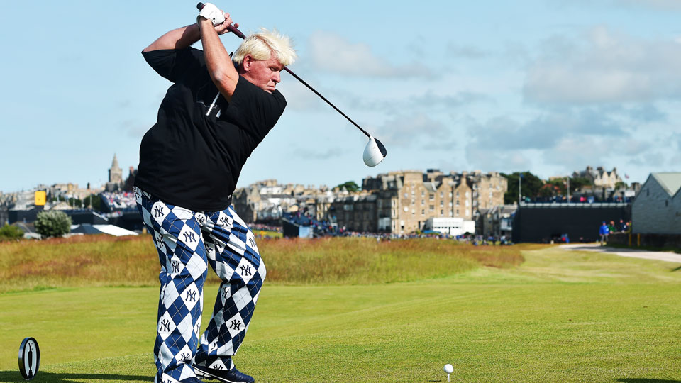 st  andrews to host senior open championship for first