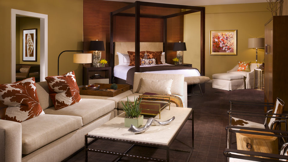 The Fairmont Scottsdale Princess is the host hotel for the Waste Management Phoenix Open.