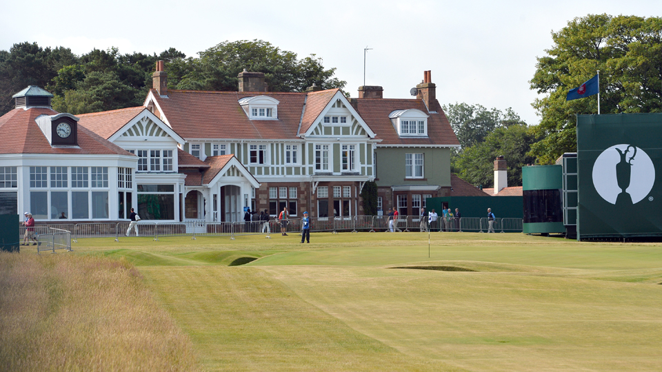 Men-only Muirfield might soon be adding women members.
