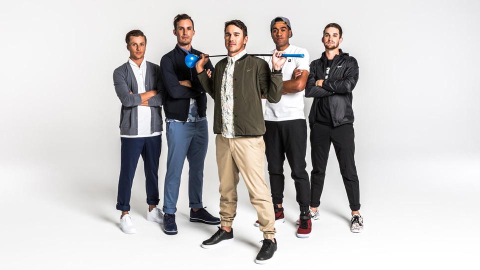 Nike Golf Bold New Apparel: Nike Joggers, Nike Golf Tights, Nike High ...