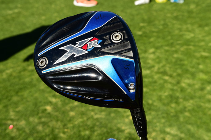 Gore's Tour only Sub Zero XR driver has weights in both the front and rear of the sole for CG customization.