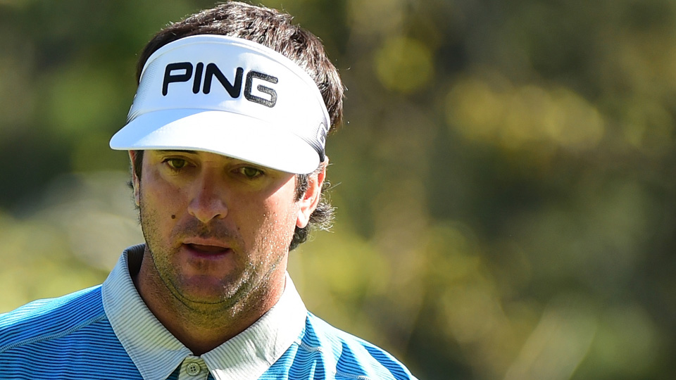 Bubba Watson picked up yet another victory when he won the Northern Trust Open last weekend.