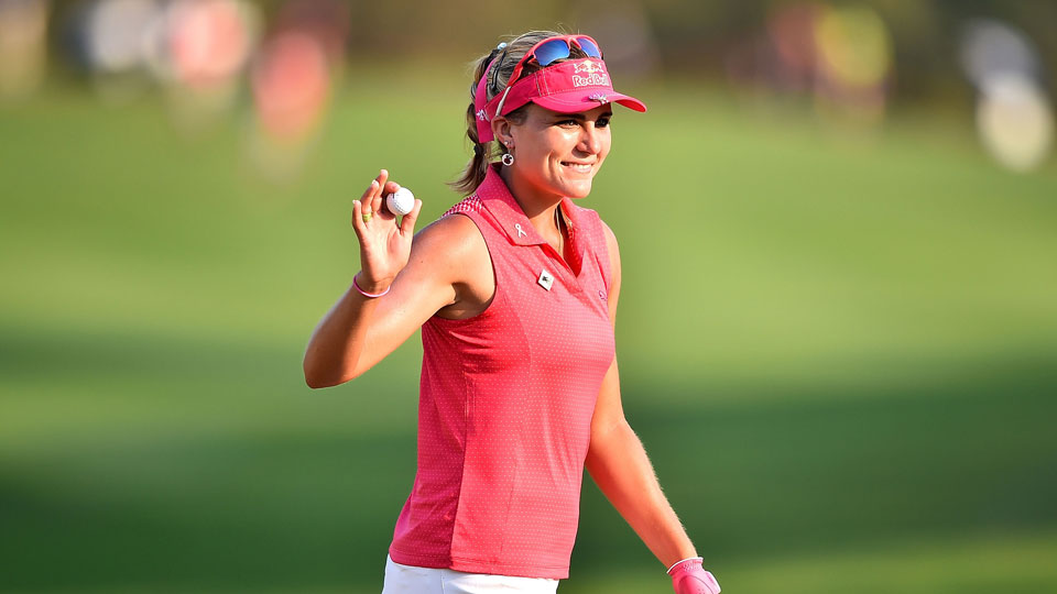 Lexi Thompson will look to win her 7th career LPGA Tour tournament Sunday in Thailand. The final round will begin with a 4-stroke lead for the 21-year-old.