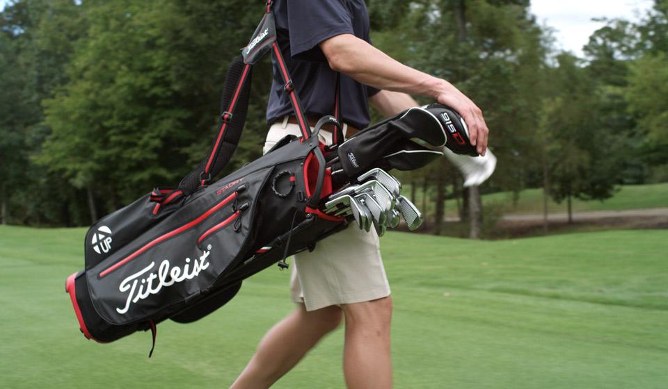 Titleist 4UP StaDry Stand Golf Bag
