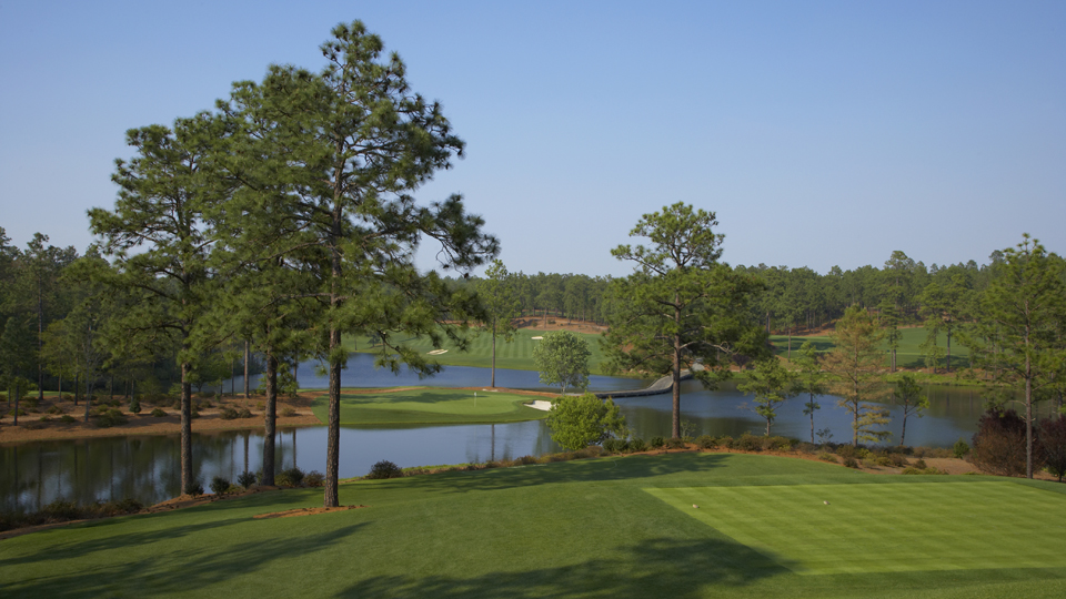Augusta National Golf Club And Similar Courses