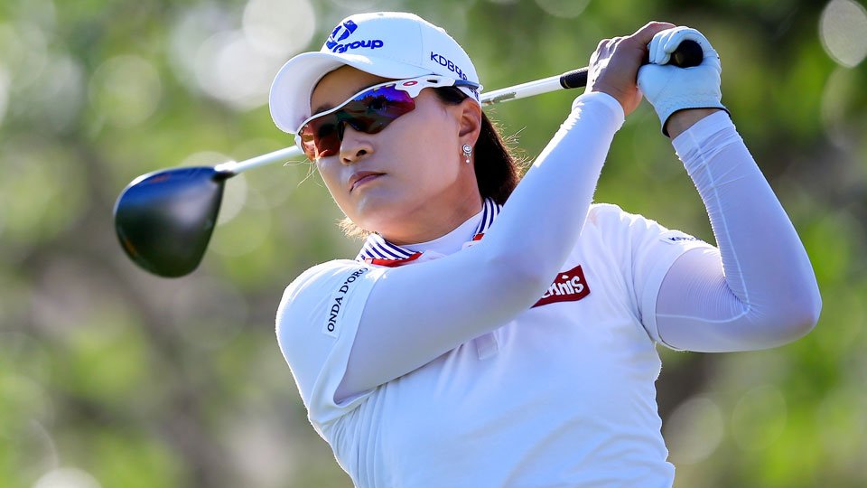 Se Ri Pak was inducted into the World Golf Hall of Fame in 2007.