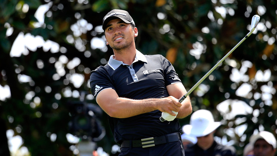 Jason Day during the final round of the Arnold Palmer Invitational.