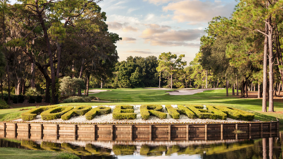 Innisbrook Resort's Copperhead course, home of the PGA Tour's Valspar Championship.