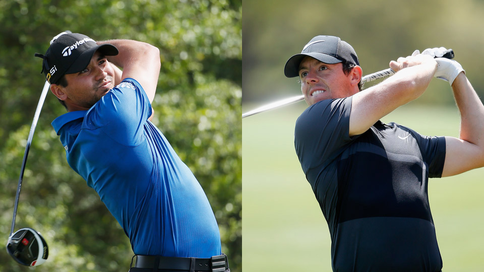 Jason Day and Rory McIlroy will play each other in the semifinals of the 2016 WGC Dell Match Play.