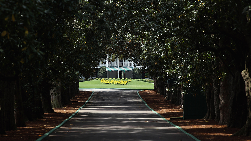 Follow your bliss, and Magnolia Lane, to Augusta National.