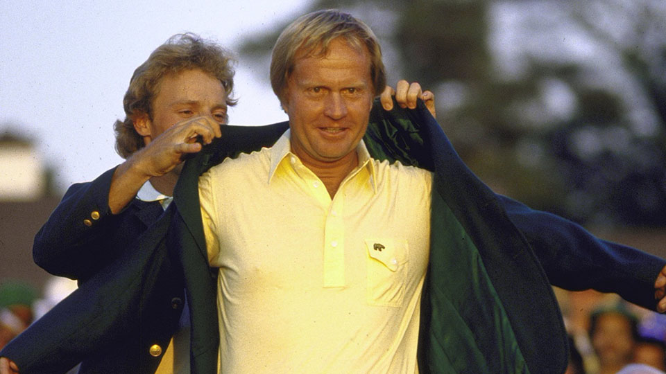 Nicklaus shocked the world with major win No. 18.