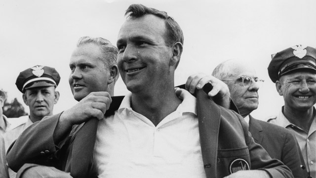 Arnold Palmer Pictures His Life In Photographs: Arnold Palmer, Beloved Golf Legend And International Icon