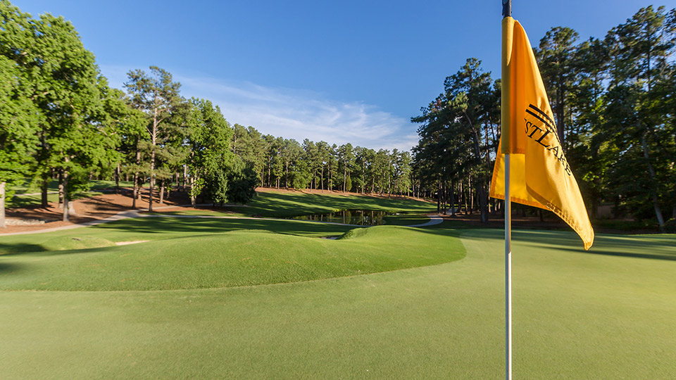 The West Lake Country Club in Augusta, GA.