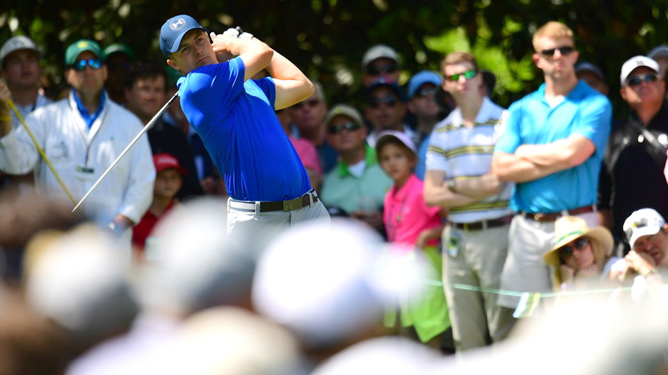 Can Jordan Spieth hold off Rory McIlroy and the field this weekend?