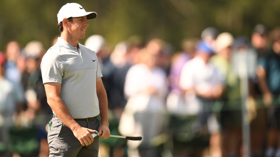 Rory McIlroy is in good shape as he chases the career grand slam. But he will have to battle Jordan Spieth.