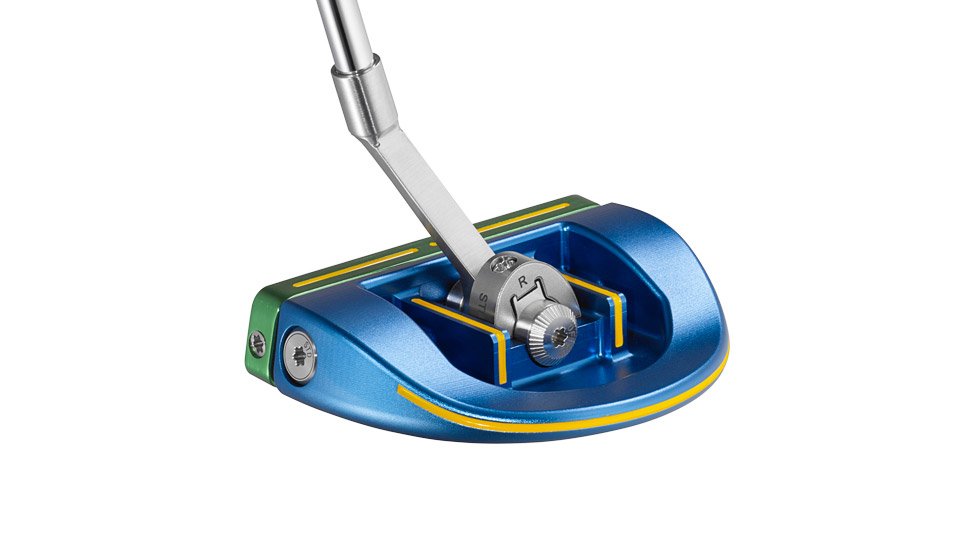 Brainstorm Happy (Midsize Mallet) Putter