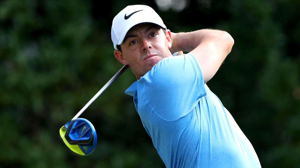 Rory McIlroy shot even par during the first round of the Players, but his blazing round on Friday put him right back in the mix heading into the weekend.