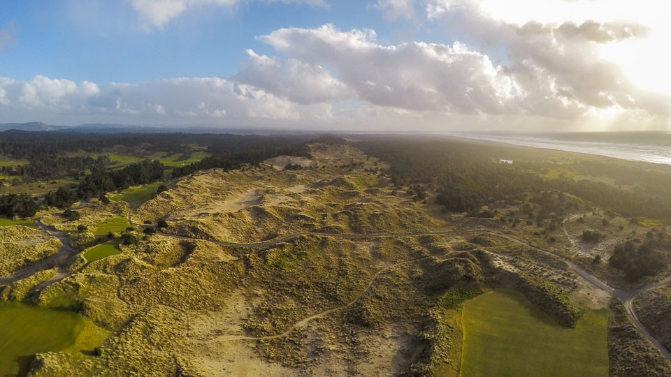 The Tom Doak-designed par-three course will join Bandon Dunes' already impressive roster of offerings.