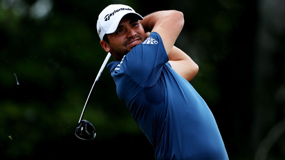 Jason Day is averaging just under 300 yards off the tee in 2016.