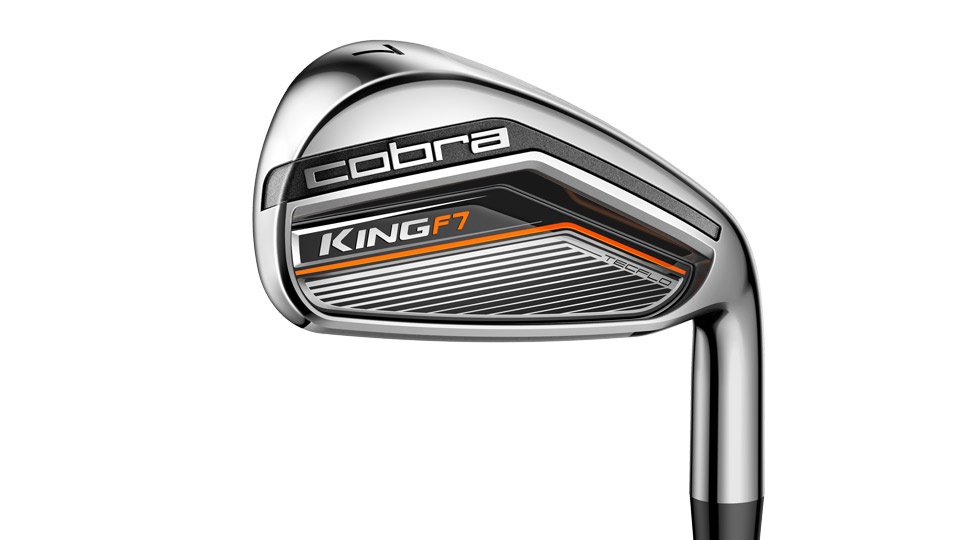 """<strong><u><a href=""""http://www.golf.com/equipment/check-out-new-cobra-king-f7-and-king-forged-tour-irons"""" target=""""_blank"""">LEARN MORE ABOUT THE CLUB</a></u></strong><br />                       <p><a class=""""standard-button"""" href=""""http://www.pgatoursuperstore.com/cobra-king-f7-irons-5-pw,gw-w/steel-shafts/1000000013328.jsp"""">Buy it now for $699.99</a></p>"""