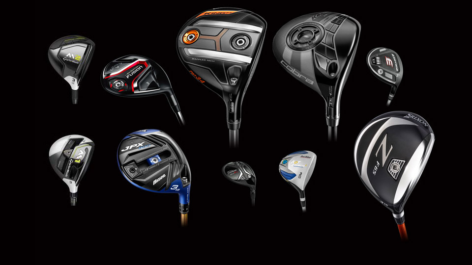 See below to learn about these 10 new fairway woods.