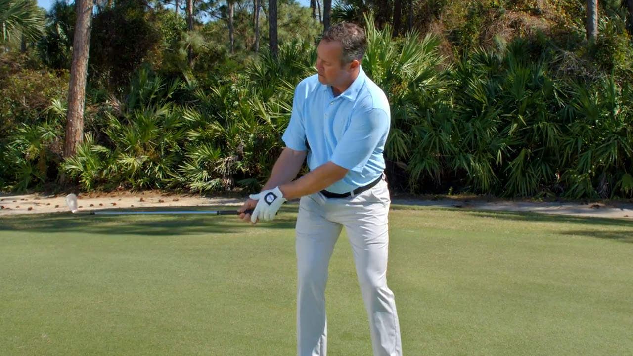 a drill for pulled wedges