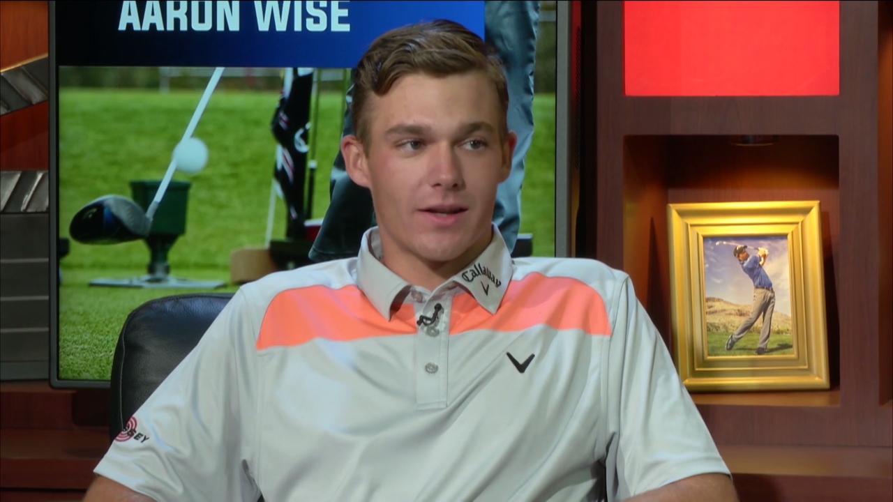 Callaway Corner: Oregon's Aaron Wise | Golf.com