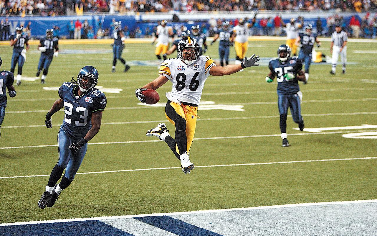6a6b9e8fa03 Super Bowl XL: Hines Ward, Steelers take down Seahawks | Vault
