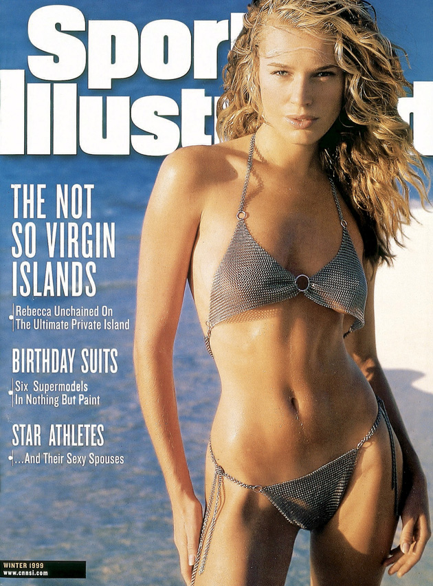 1999 issue cover in Necker Island, British Virgin Islands.