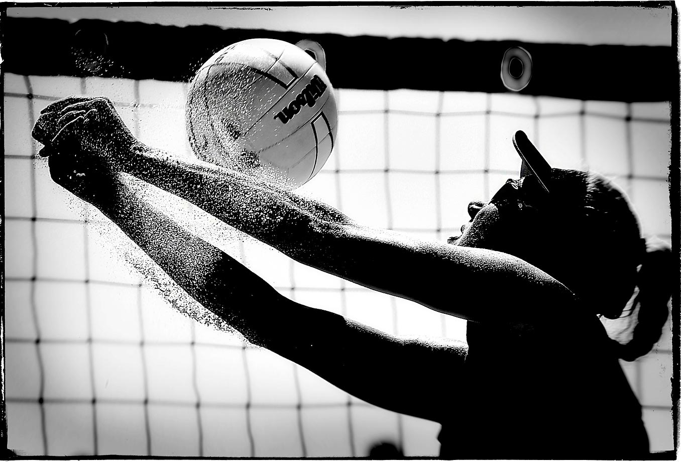 The top volleyball players were at the DOAC Pro Beach Volleyball Invitational in Atlantic City this past weekend, and SI photographer Robert Beck was there to catch the action.