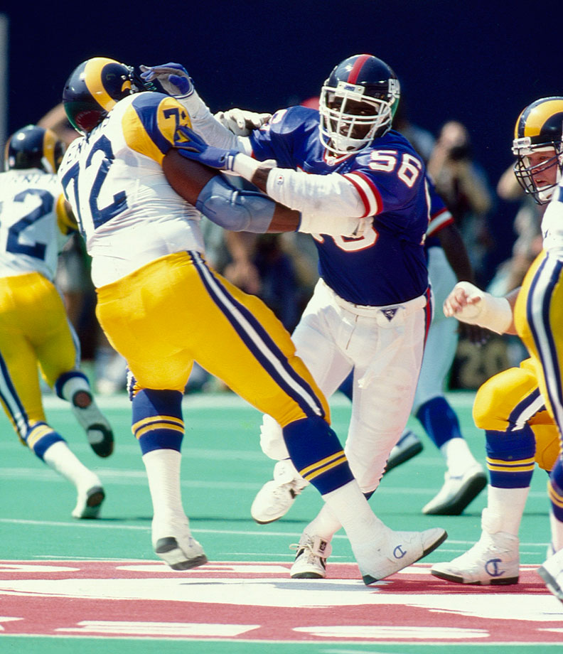 Taylor may have been the most intimidating defensive player the league has ever seen, especially since he often fired off the ball toward the quarterback's blindside. His Credentials: 10-time Pro Bowl selection, 10-time All-Pro, named to NFL's All-Decade Team for the 1980s, member of NFL's 75th anniversary team, two-time Super Bowl champion, NFL MVP in 1986, three-time Defensive Player of the Year, Rookie of the Year in 1981, inducted into Hall of Fame in 1999, ranked No. 3 on NFL's top 100 players of all-time list, ninth all-time in sacks. Others in Consideration: Calvin Johnson (2007, Lions); Julius Peppers (2002, Panthers); Donovan McNabb (Eagles, 1999); Tony Boselli (1995, Jaguars); Marshall Faulk (1994, Colts); Eric Dickerson (1983, Rams); Tony Dorsett (1977, Cowboys); Randy White (1975, Cowboys)
