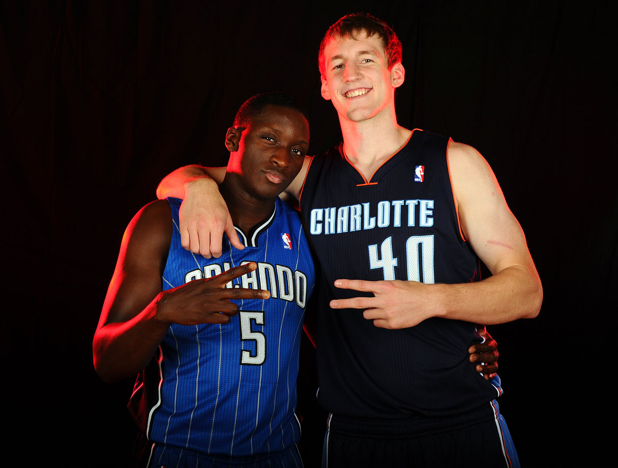 No. 2 and 4 overall picks (out of Indiana)