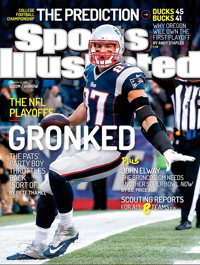 January 12, 2015 | All-Pro tight end Rob Gronkowski could be the key to the New England Patriots hoisting another Super Bowl trophy.