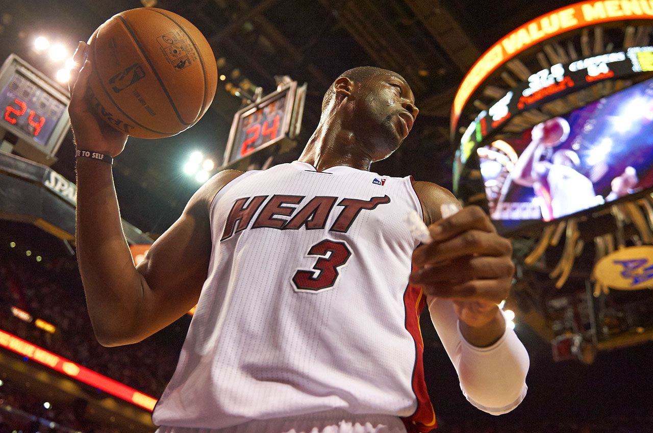 "Before Wade annually sat out half of each season to rest and nurse injuries, ""Flash"" was one of the most electric players in the league. It takes a special player to lead an NBA franchise to its first championship in just his third season. Wade also played at an MVP level over the course of his 2008-09 campaign. — Runner-up: Allen Iverson"