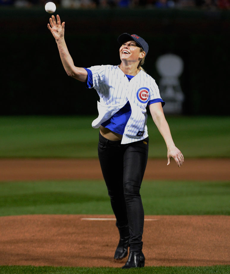 June 21 at Wrigley Field in Chicago
