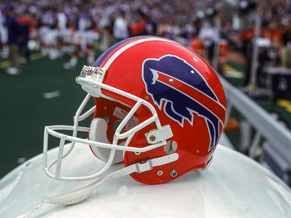 Bills running back Thurman Thomas always put his helmet in the same place before the start of a game. But at Super Bowl XXVI it disappeared. (One theory is that it was moved to make room for the national anthem stage). By the time it turned up, the league MVP had missed the Bills' first two plays. It set the tone for Buffalo's 37-24 loss to the Washington Redskins.