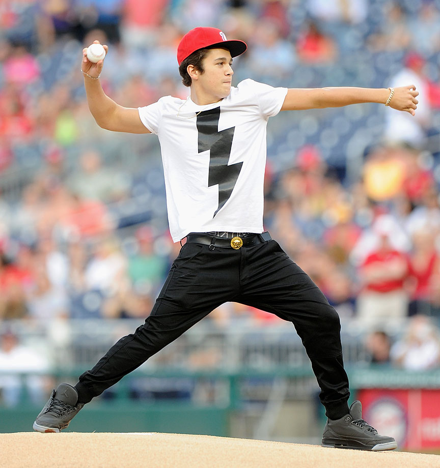 July 13 at Nationals Park in Washington, DC