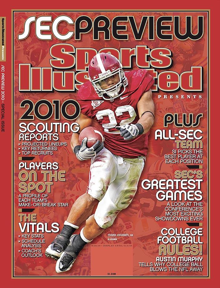 SI\'s Alabama Football Covers   SI.com