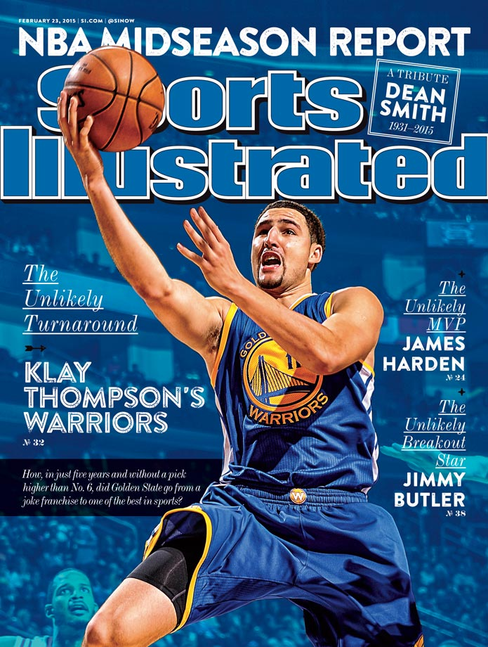 February 23, 2015 | Klay Thompson