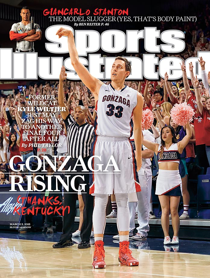 March 2, 2015 | Kentucky transfer Kyle Wiltjer is now starring for third-ranked Gonzaga with an improved game and reliable teammates, the Bulldogs still seek that elusive first Final Four berth.