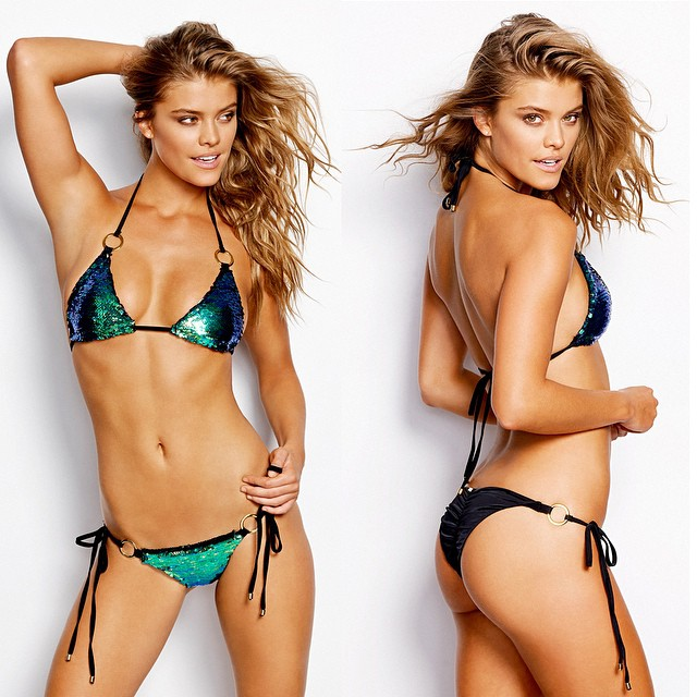 Saturdays with @ninaagdal look good | #mermaid #beachbunnyswim #bestofthebest