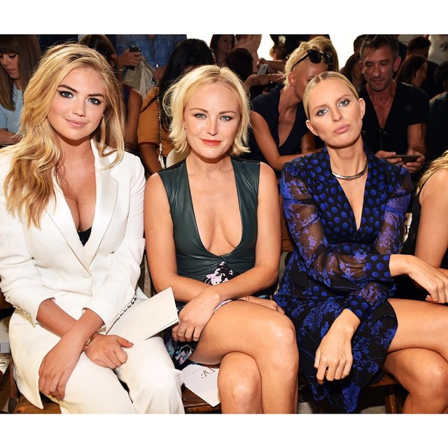 #DianeVonFurstenberg @DVF #NYFW @therealmalinakerman @karolinaKurKova Hair @brycescarlett Makeup @quinnmurphy1 - See more at: http://iconosquare.com/viewer.php#/detail/1073997245355642475_1085312802