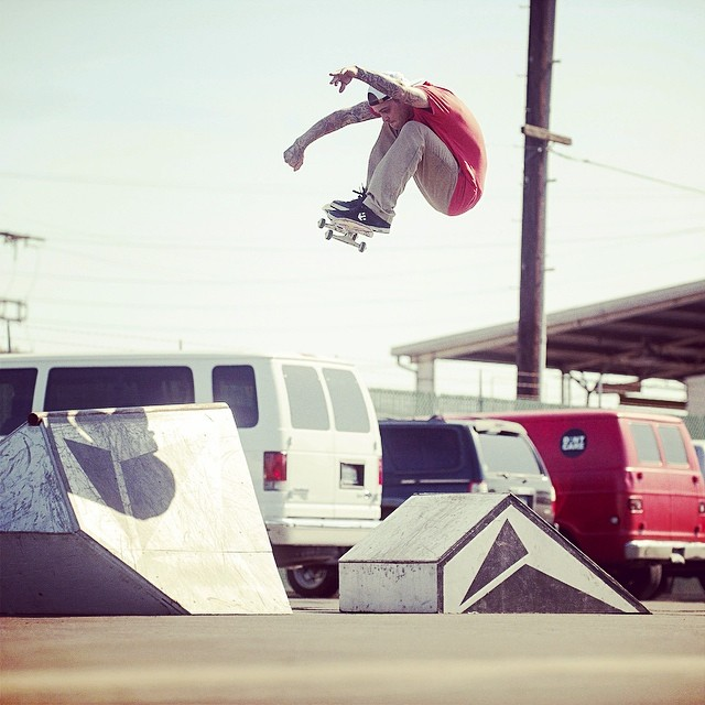 Ryan Sheckler has risen to the top of the sport of skateboarding, tacking things like MTV reality star and philanthropist to his resume along the way. Oh and by the way, he's got more Twitter followers than Blake Griffin, Jerry Seinfeld, and Macklemore. What's his life like on a daily basis? Follow Shecks on Instagram for a behind-the-scenes look @Shecks.
