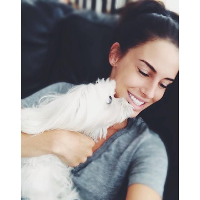 Jessica Lowndes :: @jessicalowndes/Instagram