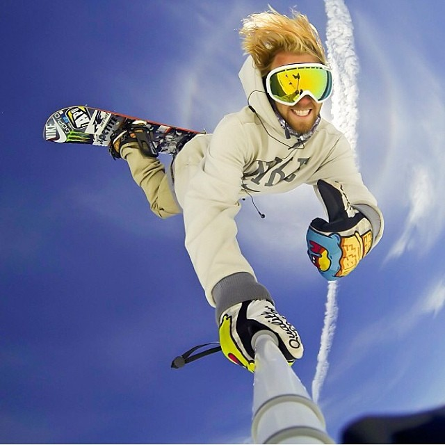"Sage Kotsenburg broke out onto the snowboarding scene while growing up in Park City, Utah, going on to compete in the US Open when he was only 12 years old. Since then, he's won silver at the Winter X Games twice in Slopestyle (2010, 2012) and bronze in Big Air (2011). Last year, Kotsenburg's popularity grew after he took home the gold medal at the 2014 Winter Olympic Games in Sochi by pulling off a trick he'd never tried before called the ""Holy Crail."" From surfing to snowboarding, check out a day in the life of one of the best snowboarders in the world."