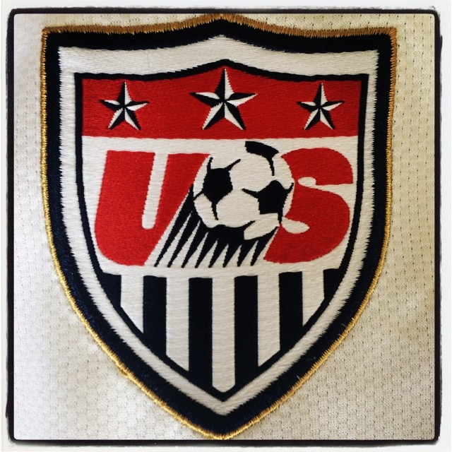 Let's go USA!!!