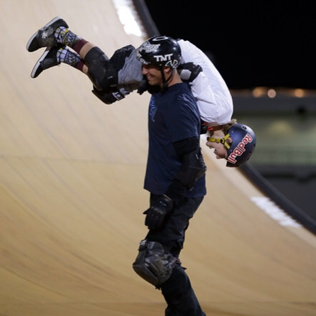 The 2014 X Games in Austin, Texas have come to a close. With countless high-flying tricks and death-defying jumps, this year's games were definitely one for the ages. In this gallery, we go behind-the-scenes at X Games Austin with the help of thousands of fans, countless athletes and Instagram.