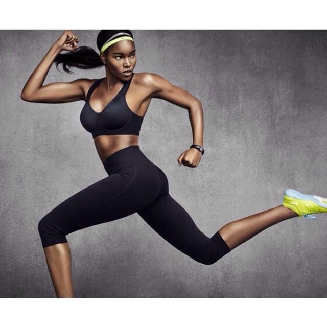 The new Nike Pro Rival Bra. @nikewomen #JustDoIt :)