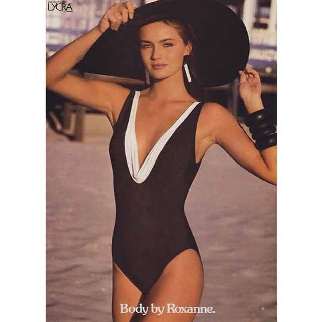 #paulinaporizkova #80s