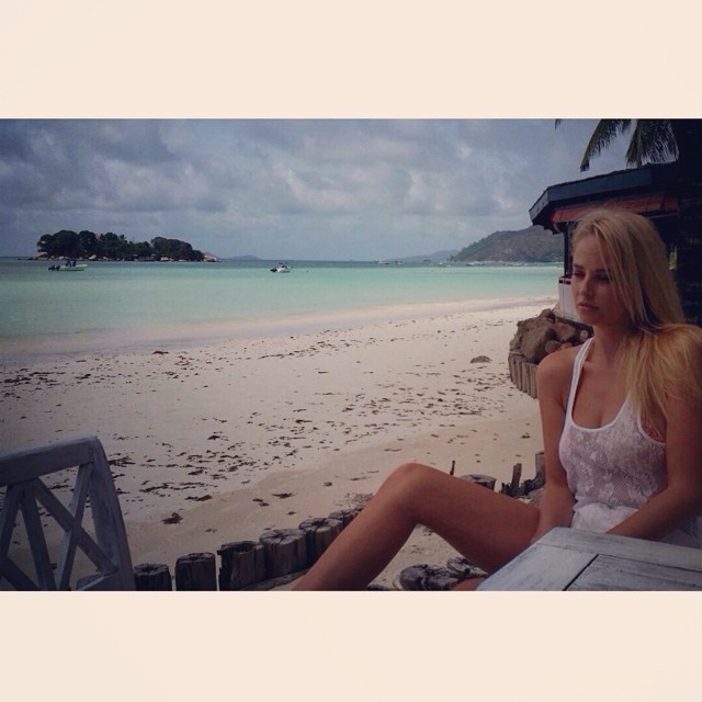 With love from the Seychelles <3